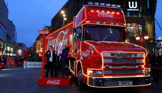 Coca-Cola Christmas Truck Tour Cancelled For First Time In Ten Years