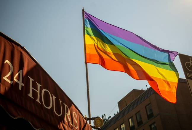 Pride Flag (PA Images)