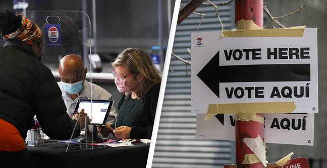US Election 2020: First Polls Have Closed In Record-Breaking Presidential Election