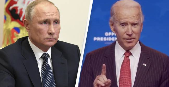Putin Says He's Not Ready To Recognise Biden As US President