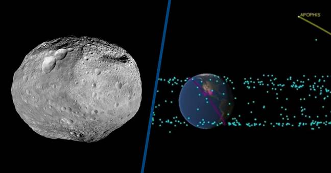 Scientists Want To Monitor An Asteroid That Could Hit Earth In 2068