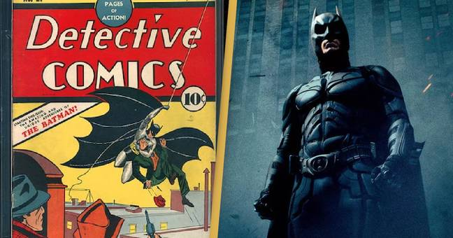 First-Ever Batman Comic Just Sold For $850,000