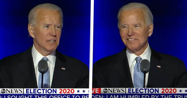Joe Biden Is First Elected President To Mention Trans People In Victory Speech