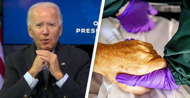 Biden Warns Of Another 200,000 COVID-19 Deaths By His Inauguration