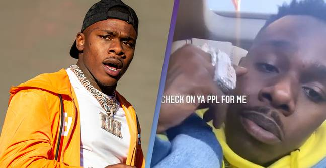 DaBaby Pays Tribute To Older Brother After Suicide