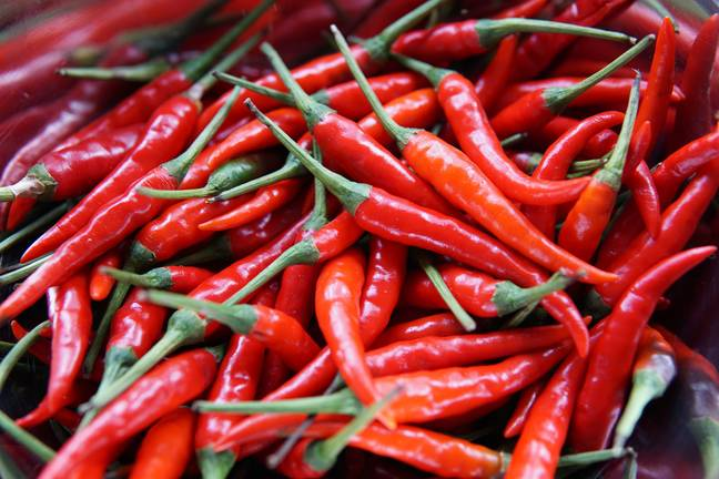 People Who Regularly Eat Chilli Peppers Live Longer, Study Suggests