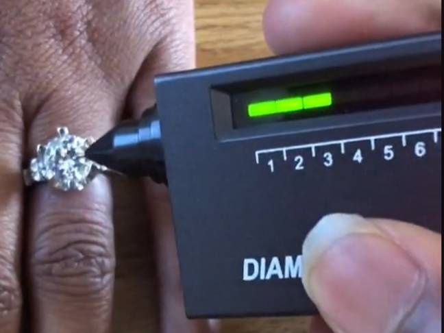 Student Causes Chaos By Testing Teachers' Wedding Rings To See If They're Real