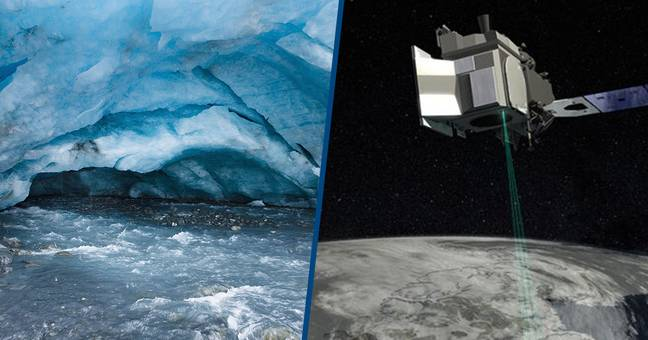 Crucial Satellites Used To Monitor Ice Caps Are Going To Die Before They Can Be Replaced