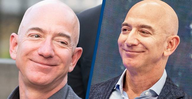 Jeff Bezos Could Earn An Average Man's Lifetime Salary In 5.56 Seconds