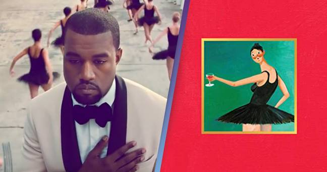 Kanye West's My Beautiful Dark Twisted Fantasy Is 10 Years Old Today