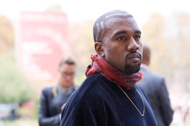 Kanye West My Beautiful Dark Twisted Fantasy 10 year anniversary (PA Images)