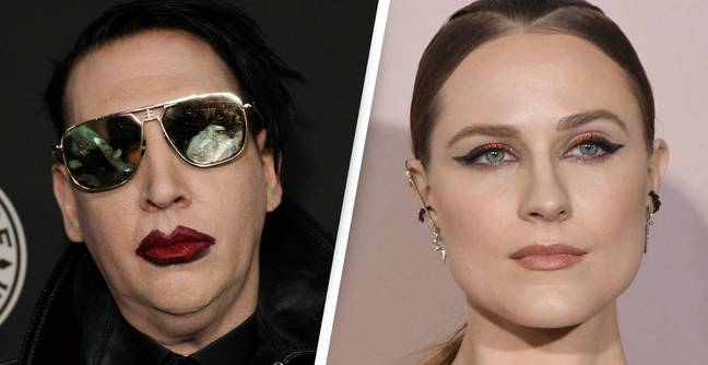 Marilyn Manson's Team Responds To Evan Rachel Wood Controversy