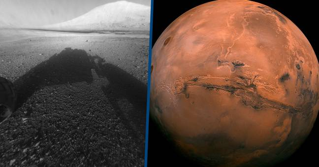 Scientists Believe They Know What Happened To Water On Mars