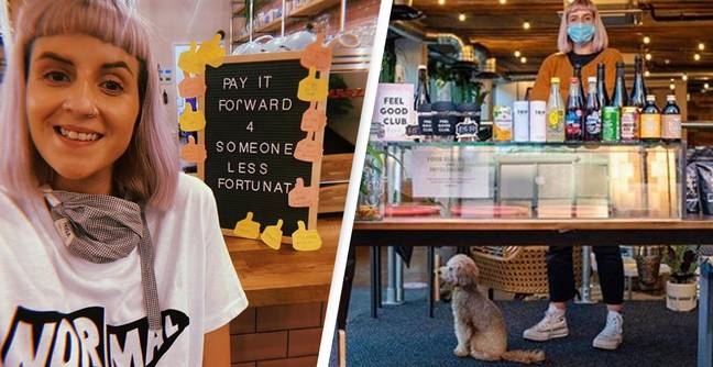 Mental Health Café In Manchester Remains Open For Takeaways