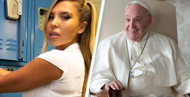 Vatican Asks Instagram For Explanation After Pope's Account Liked Model's Picture