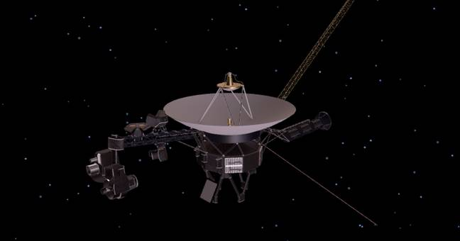 NASA Contacts Voyager 2 In Deep Space And Executes Commands Without a Hitch
