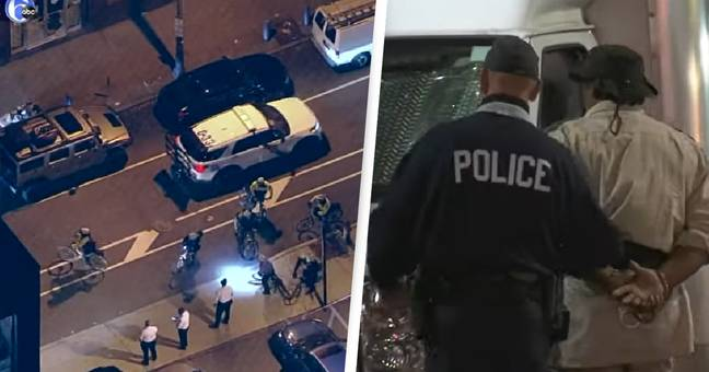 US Election 2020: Police Arrest Armed Man Reportedly Planning To Attack Counting Centre
