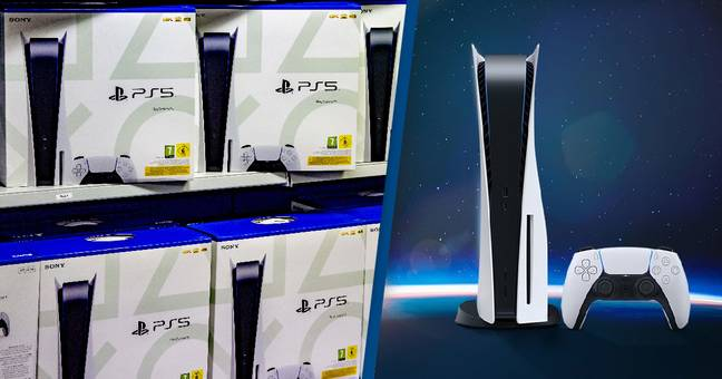 PlayStation 5 Has 'Absolutely' Sold Out Across The World, CEO Claims