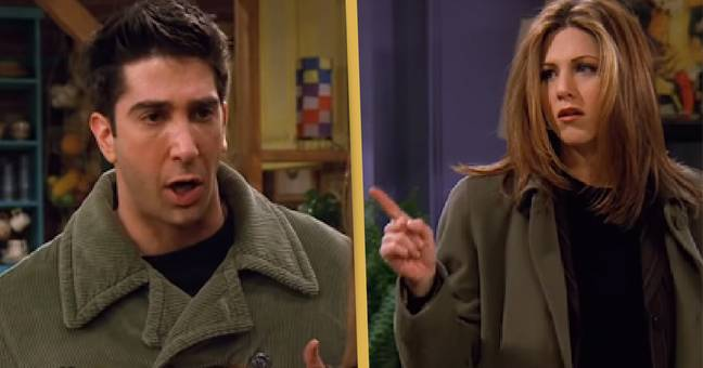 Ross And Rachel Were 100% On A Break