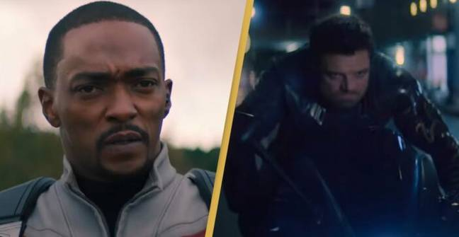 Marvel Just Dropped First Trailer For Falcon And The Winter Soldier