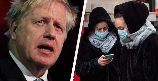 Boris Johnson U-Turns On 5-Day Christmas Period, Families Can Only Meet On 25th