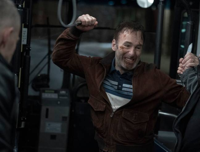 Bob Odenkirk in Nobody. (Universal Pictures)