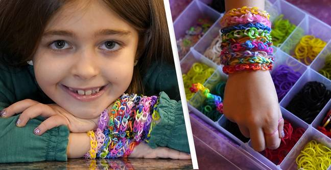 7-Year-Old Raises $20,000 For Hospital Pandemic Gear By Selling Bracelets