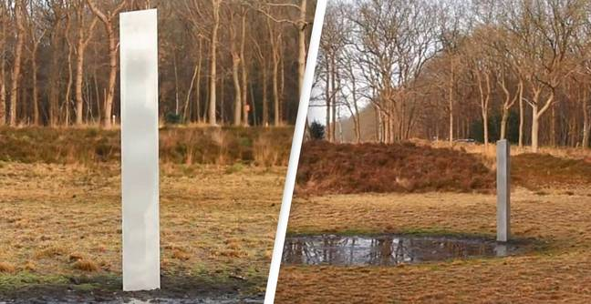 Yet Another Mysterious Monolith Has Been Found In The Netherlands