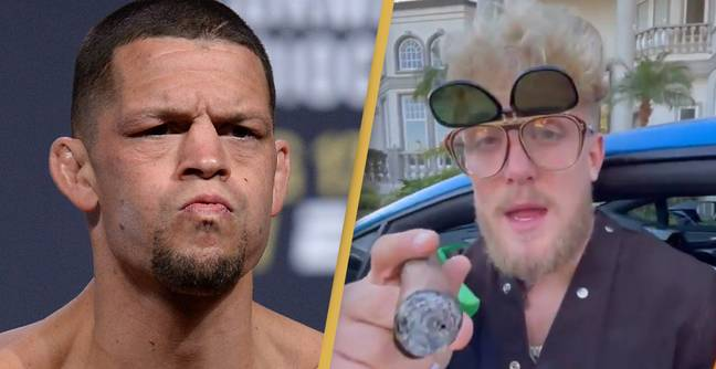 Nate Diaz Calls Out Jake Paul For His Disrespectful Rant To Conor McGregor