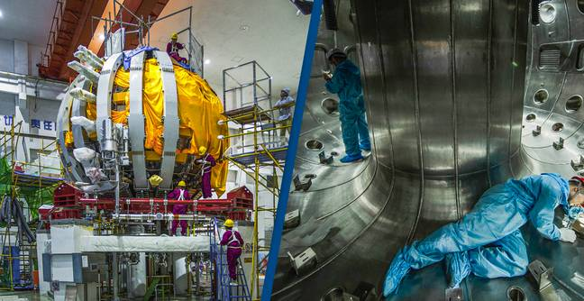 China Turns On Nuclear-Powered 'Artificial Sun' For First Time