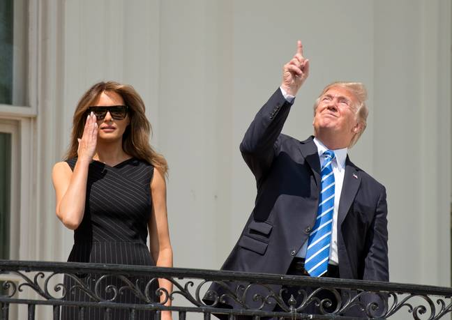 Donald Trump's Presidency Will End On The Day Of A Comet, A Meteor Shower And A Total Eclipse Of The Sun