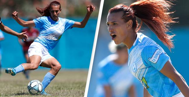 Mara Gomez Becomes First Transgender Woman To Play Professional Football