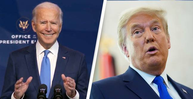 Supreme Court Rejects Republican Attack On Biden Victory