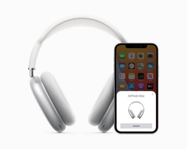 Apple Reveals New Over Ear Headphones, Airpods Max