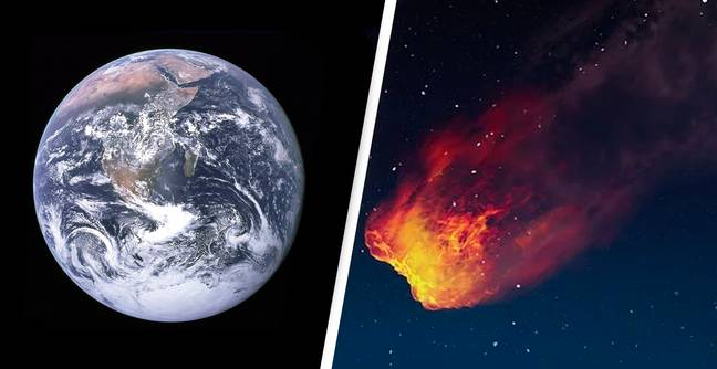 Asteroid 'Bigger Than Leaning Tower Of Pisa' Set To Fly By Earth Next Week