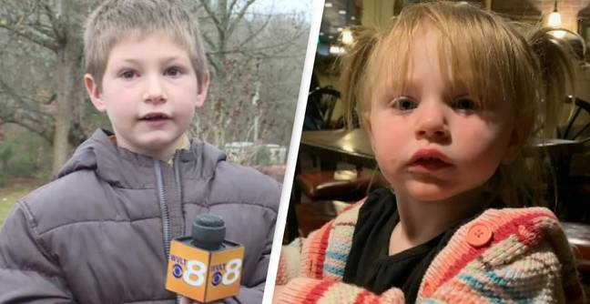 7-Year-Old Boy Jumps Through Window Into Burning Home To Save Baby Sister