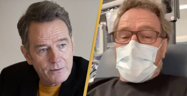 Bryan Cranston Warns Of Long Covid Symptoms Nine Months After Diagnosis