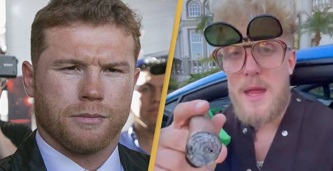 Canelo Alvarez Calls Out Jake And Logan Paul For 'Disrespecting' The Sport