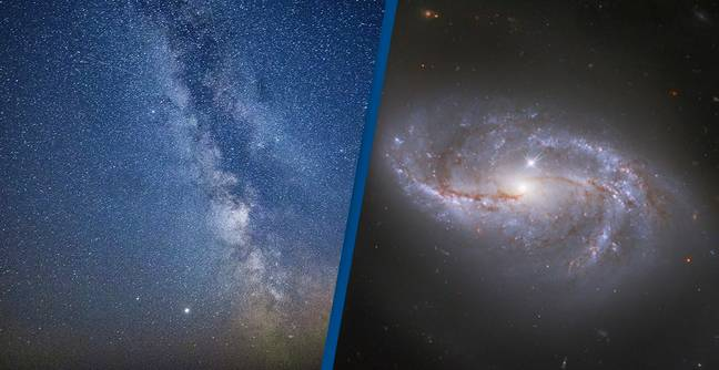 NASA Spacecraft Finds Mysterious Light With No Obvious Source Coming From Beyond Our Galaxy