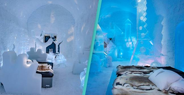 Sweden's Icehotel Unveils Its Brand-New 2021 Look
