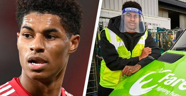 Marcus Rashford Now Fighting For Permanent Rise In Universal Credit