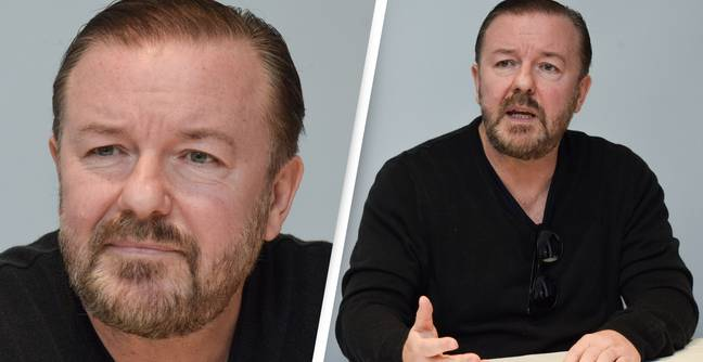 Ricky Gervais Slams Cancel Culture Again, Compares It To Road Rage