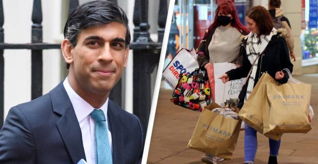 Rishi Sunak Says Home Workers Should Go On Spending Spree With Money They've Saved