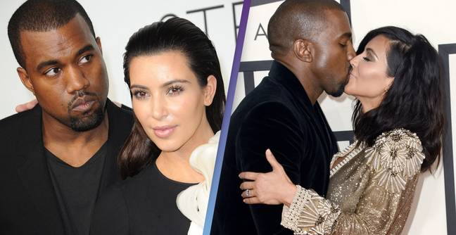 Kanye West And Kim Kardashian Are Reportedly Getting Divorced