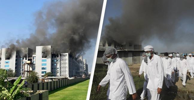 Five Dead After Fire Breaks Out At World's Largest Vaccine Manufacturer