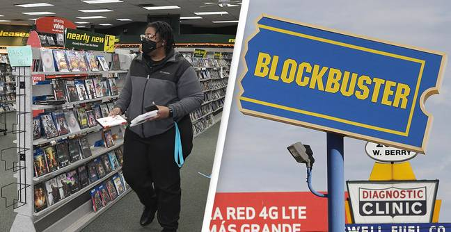 Blockbuster Stock Surges More Than 6,000% In Five Days Despite Them Being Bankrupt