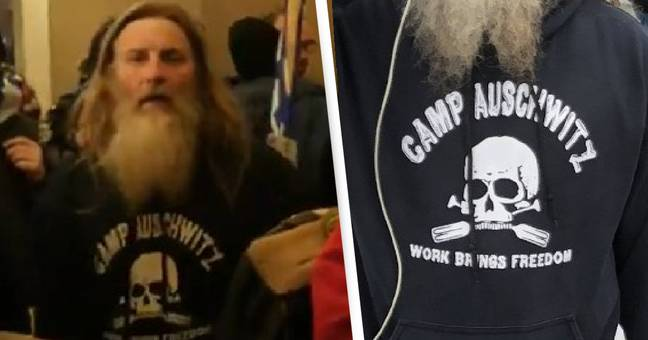 Etsy Removes Camp Auschwitz Shirt From Website Following Capitol Riot