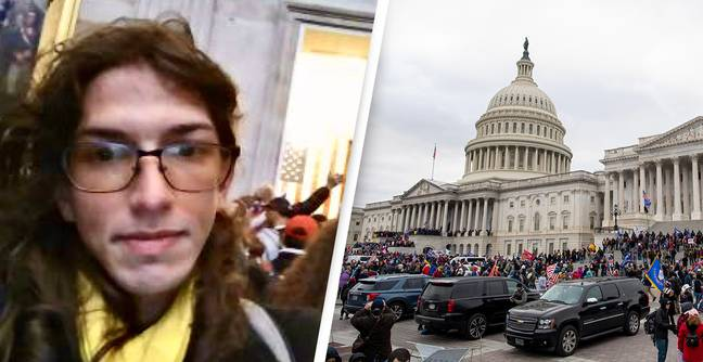 Rioter Who Allegedly Live Streamed Attack On Capitol Arrested