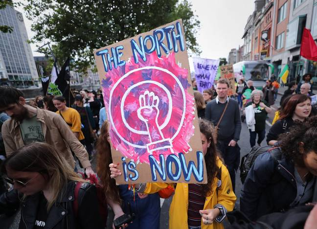 Northern Ireland Launches Legal Action Against UK Government Over Lack Of Abortion Services