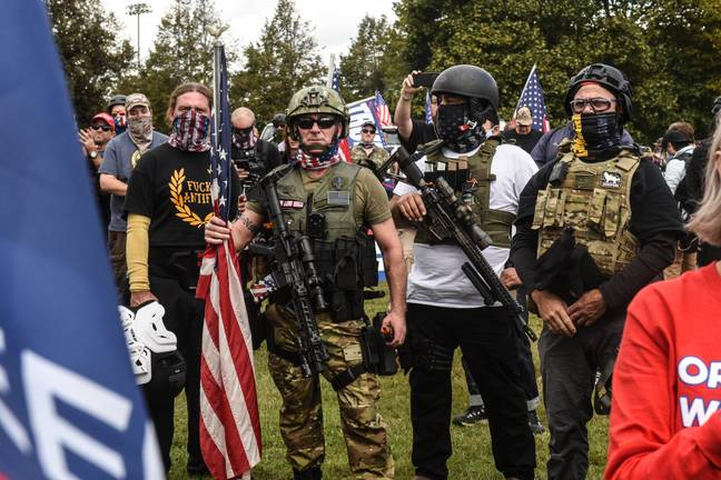 Proud Boys Unanimously Voted As White Supremacist Terrorist Group By Canadian Lawmakers